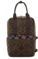 Pendleton Timberline Twill Backpack Tote