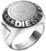 Diesel DX0182040-11 Men's Ring Stainless Steel is A circumference 55-57 DX0182040 0