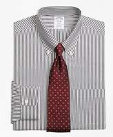 Brooks Brothers Non-Iron Regent Fit Bengal Stripe Dress Shirt