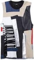 Kokon To Zai patchwork T-shirt