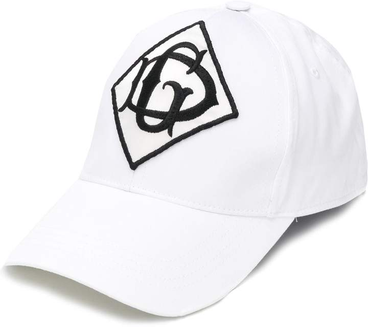 c8fb9e33e embroidered logo cap