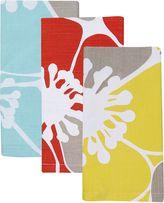 Rapee Cabana Hibiscus Napkin (Set of 4), Rapee Aqua