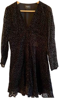 The Kooples Fall Winter 2019 Black Viscose Dresses