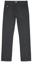 Hugo Boss Boss Green C-maine1 Trousers, Black