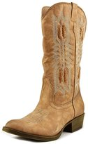 Coconuts by Matisse Chief Women US 8 Nude Western Boot