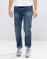 Edwin Ed-55 Regular Tapered Jeans Grime Dirt Wash
