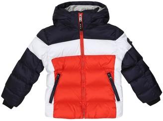 Bogner Kids Larro quilted down ski jacket