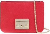 Furla mini chain shoulder bag - women - Calf Leather - One Size