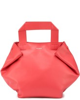 Cédric Charlier foldover large tote bag