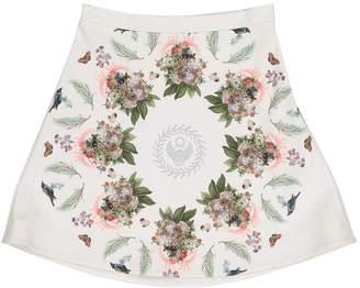 Frankie Morello White Skirt for Women