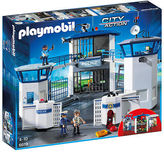 Playmobil NEW Police Headquarters With Prison Set 55pce