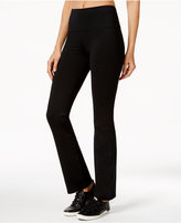 Yoga Pants Wide Waistband - ShopStyle