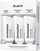 Dr. Jart+ DermaclearTM Trans-Foam Clay Trio 3x50ml