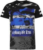 Fabric In Money We Trust T Shirt Mens