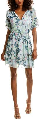 Diane von Furstenberg Delie Mini Dress