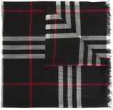 Burberry 'Gauze Giant' scarf - women - Silk/Wool - One Size