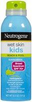 Neutrogena Wet Skin Junior Sunscreen Spray SPF 70-5 oz