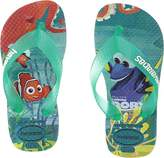 Havaianas Kids' Nemo and Dory Sandal Ice Blue Flip Flop