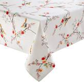 Lenox Chirp Bird Pattern Microfiber Tablecloth