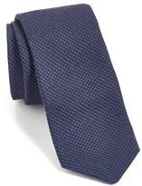 Ted Baker Men's Herringbone Silk & Wool Skinny Tie