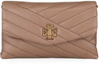 Tory Burch Kira Chevron Chain Wallet Crossbody Bag