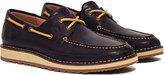 Sperry Dockyard 2-Eye Boat Shoe Dark Brown