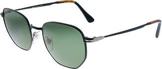 Persol Unisex Po2446s Metal Capsule 52Mm Sunglasses