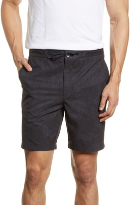 Robert Graham Daywalt Tie Waist Shorts