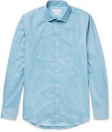 Richard James Slim-Fit Cotton-Twill Shirt