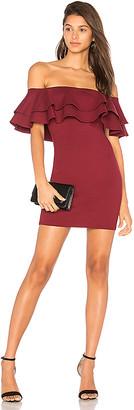 by the way. Rhiannon Tiered Mini Dress