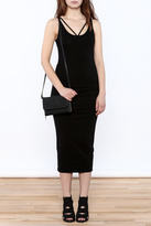 Michael Stars Bodycon Midi Dress