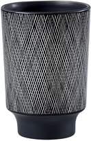 Torre & Tagus Bergen Weave Matte Tapered Ceramic Vase