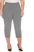 WORTHINGTON Worthington Cropped Pants-Plus