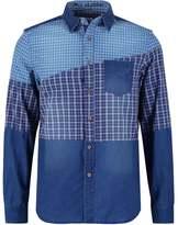 Desigual Shirt Azul Tinta
