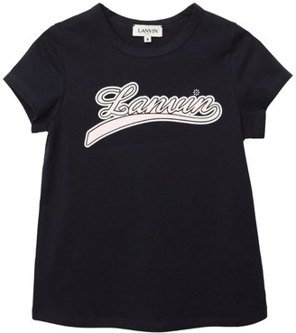 Lanvin Enfant Logo T-Shirt (4-14 Years)