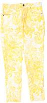 Stella McCartney Printed Skinny Leg Jeans