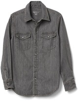 Gap 1969 Western Denim Shirt