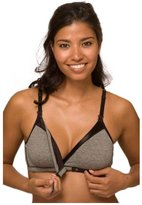 La Leche League International Wrap 'N Snap Nursing Bra - Orchid-Small/Medium