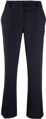 L'Autre Chose Mid-Rise Cropped Trousers