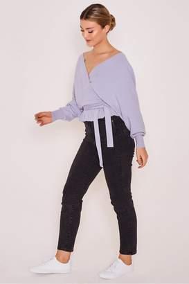 Josie Zibi London Knit Lilac