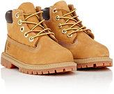 "Timberland 6-Inch"" Nubuck Boots (Toddler)-TAN"