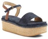 Stuart Weitzman Women's Yourway Platform Sandal