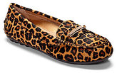 Vionic WALK.MOVE.LIVE Vionic Honor Ashby Leopard Calf Hair Loafers