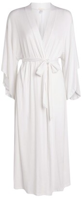 Eberjey Colette Maxi Kimono Robe