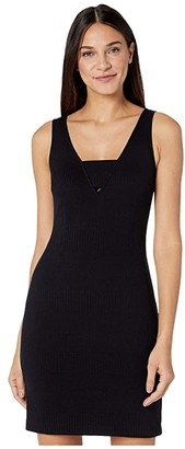 Trina Turk Sage Dress (Black) Women's Dress