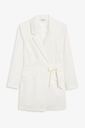 Monki Blazer mini dress