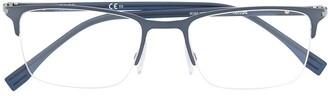 HUGO BOSS Wayfarer-Frame Glasses