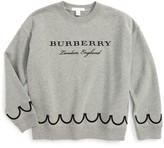 Burberry Toddler Girl's Emmie Sweatshirt