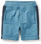 Tea Collection Infant Boy's Side Stripe Shorts