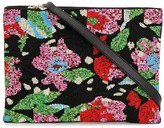 Miu Miu abstract floral pattern tote bag